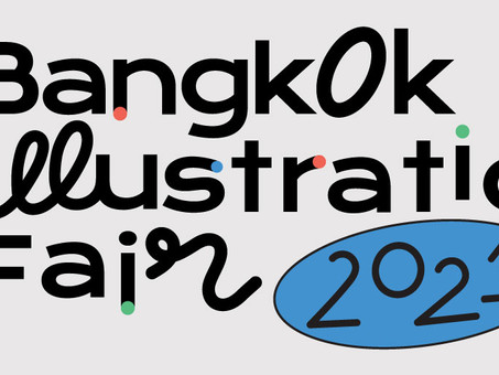 Bangkok illustration Fair 2021 Selected Artist 밀키베이비