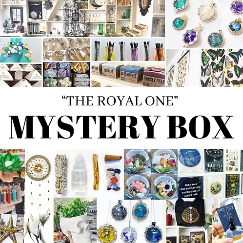 """""""The Royal One"""" Mystery Box"""