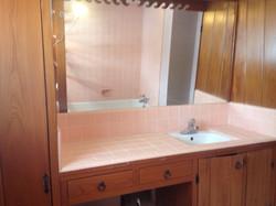 Keith's craftsman bathroom before
