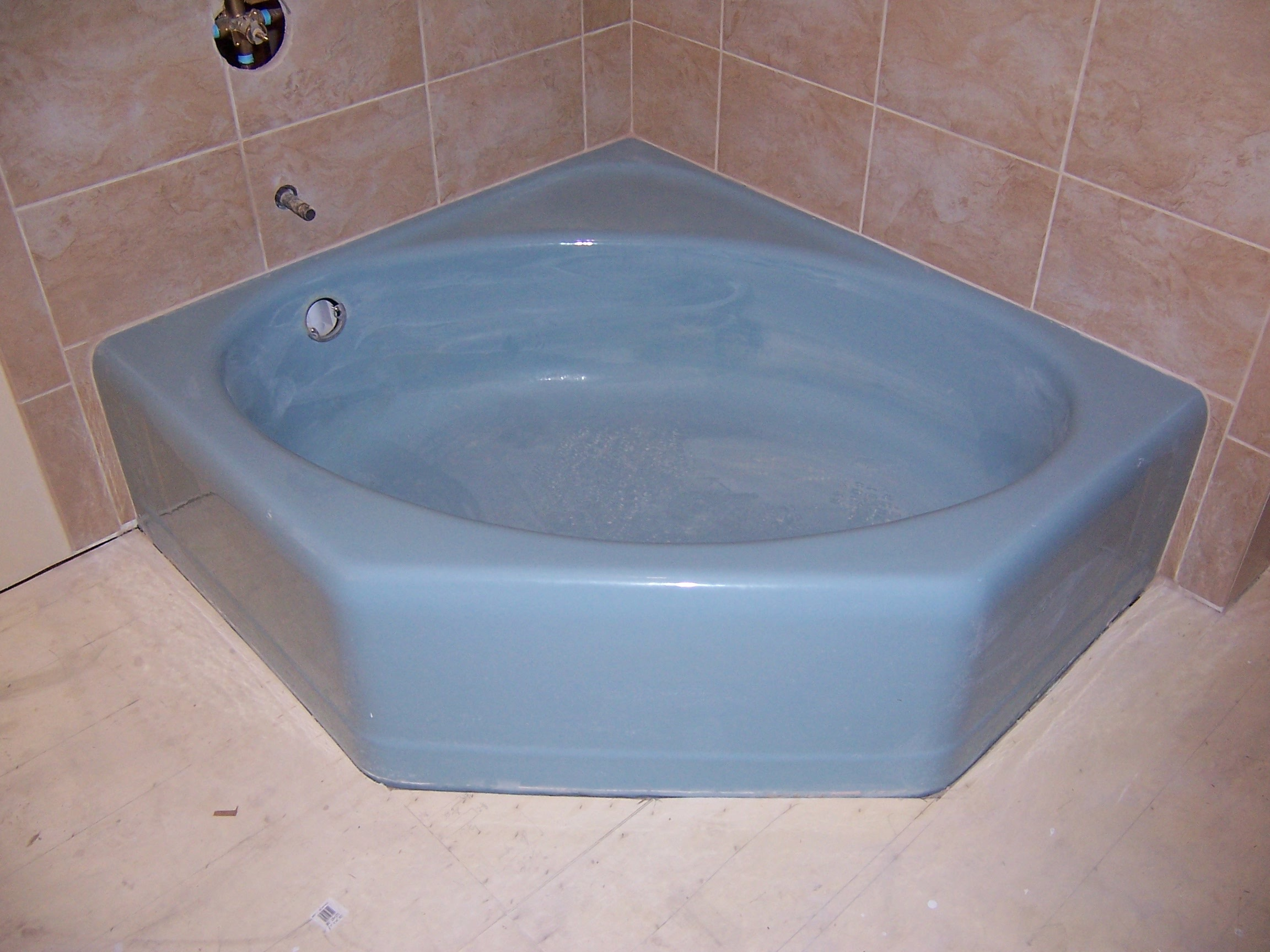 Rare tub from 1960s, original