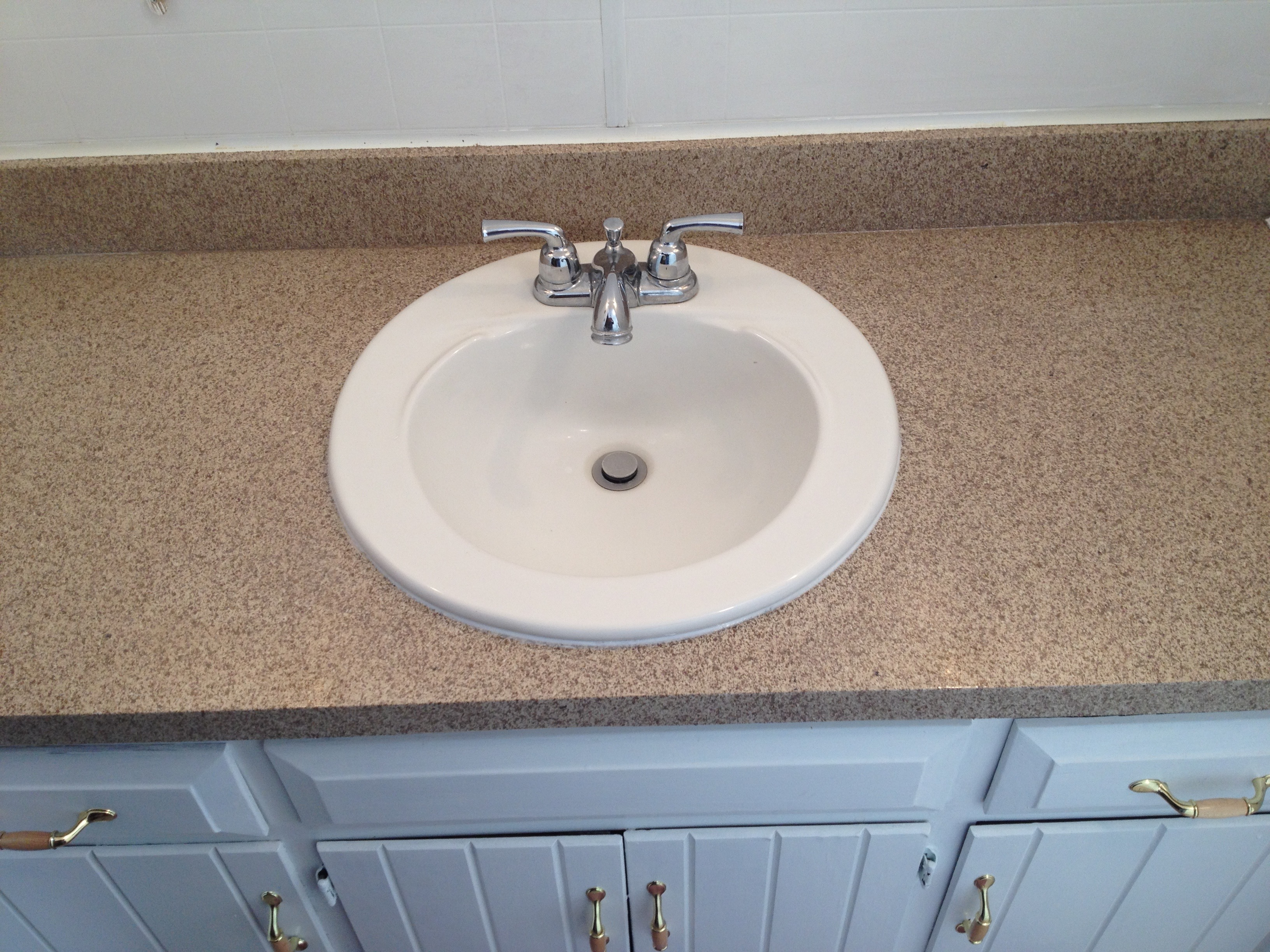 "Countertop in ""Beach Sand"""