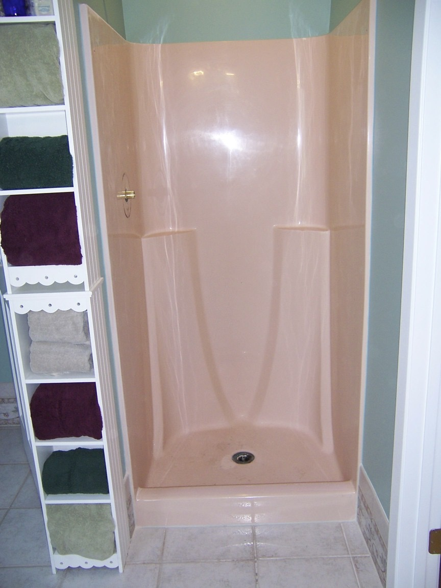 Original shower from 1990s
