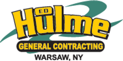 Ed Hulme General Contracting Logo