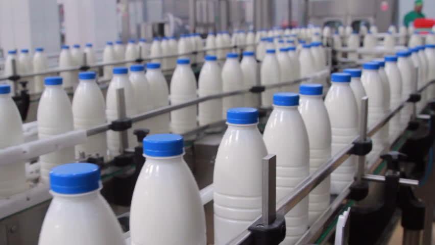 Milk Jug Production Line