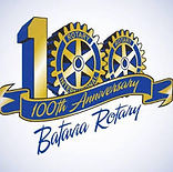 Batavia Rotary Logo