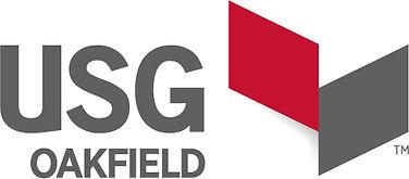 U.S. Gypsum Company Oakfield Logo