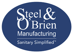 Steel and O'Brien Manufacturing Logo
