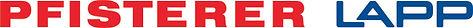PFISTERER LAPP Logo