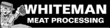 Whiteman Meat Processing Logo