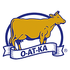 O-AT-KA Milk Products Logo