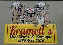 Kramell's Meat Market & Barbeque Logo