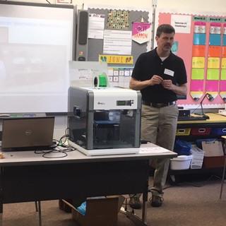 Oakfield-Alabama Elementary Career Day