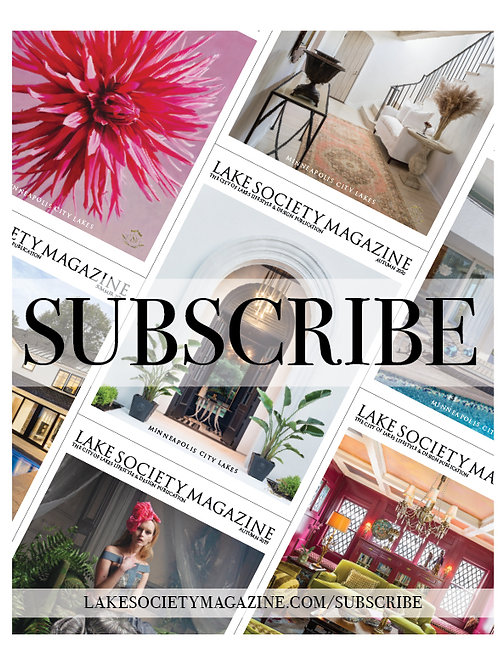 Annual subscription print magazine
