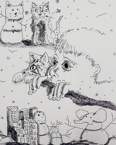 Snowday_%23illustrator_%23childrensbooki