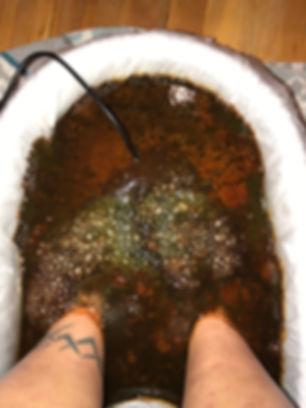 Ionic Detox Foot Bath, Manhattan, NY
