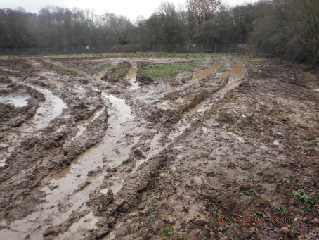 The Weather and Soil Stabilisation