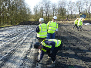 We can supervise all groundworks