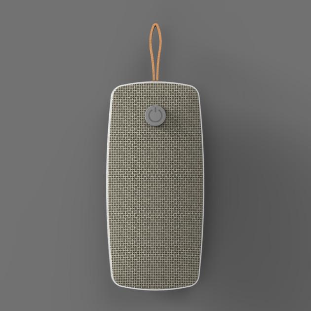 Bluetooth Speaker Concept