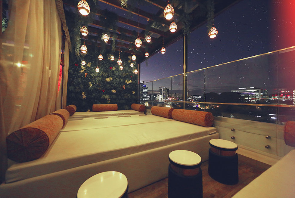 Oasis Daybeds