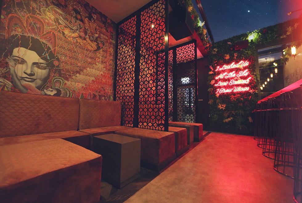 Mirage Booths 2 & 3