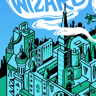 King Gizzard & The Lizard Wizard Poster