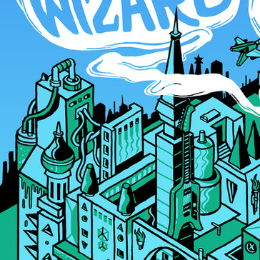 King Gizzard & The Lizard Wizard Poster