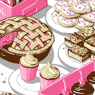 Bakesale Poster