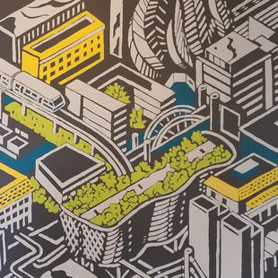 Arup Architecture Murals