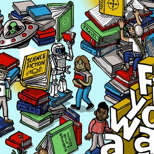 Storyworks Maze