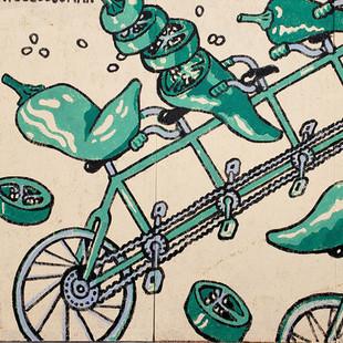 Veggie Bikes Murals