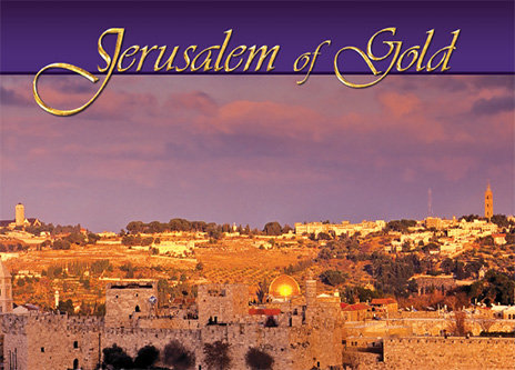 Jerusalem of Gold