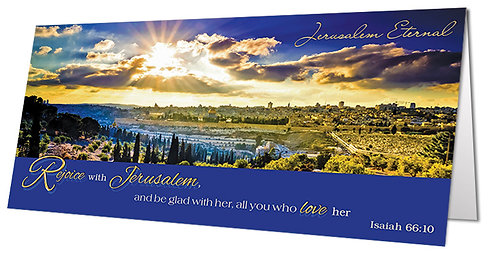 Jerusalem Eternal