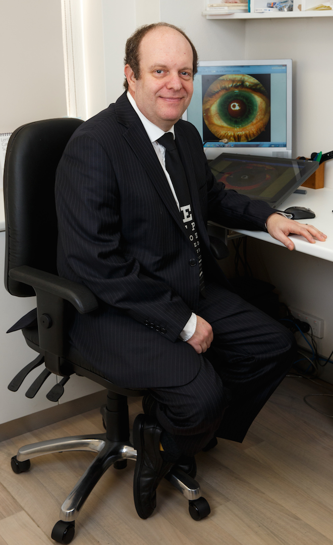 Eye Centre Hornsby, Dr Steven Wine