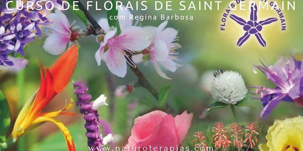 Curso de Florais de Saint Germain