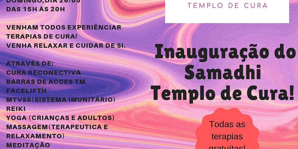 Open Day Samadhi Templo de Cura