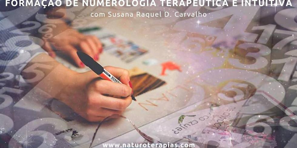 Formação em Numerologia Terapêutica e Intuitiva