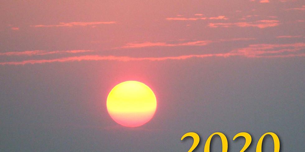 """Palestra """"As Energias de 2020"""" - com Eliane Muniz"""