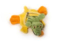 Mit CrocoDuck, dem VariPet Stofftier  werden die Gefühle des Kindes sichtbar. Spielerisch können emotionale Geschichten erzählt und verarbeitet werden.