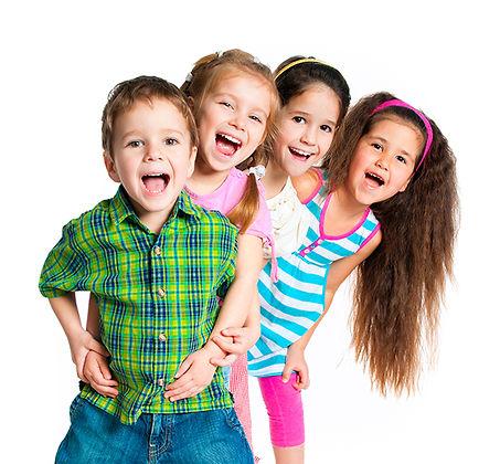 angstfreie Kinder durch viel Zuwendung