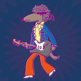 本日のBGM、Jimi Hendrix