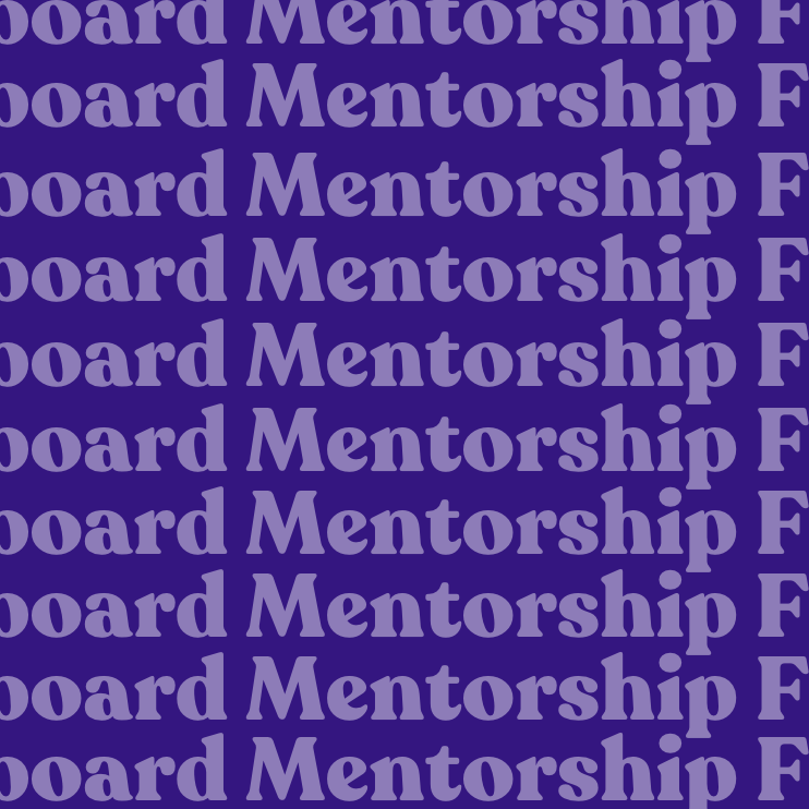 Free Workshop: How to Find a Mentor