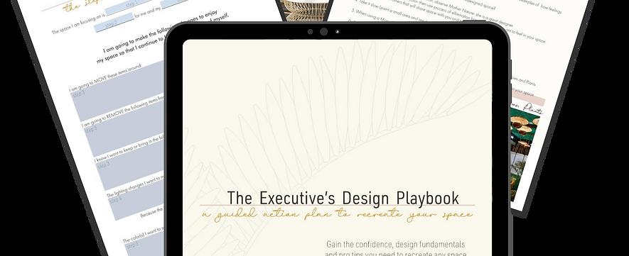 The Executive's Design Playbook