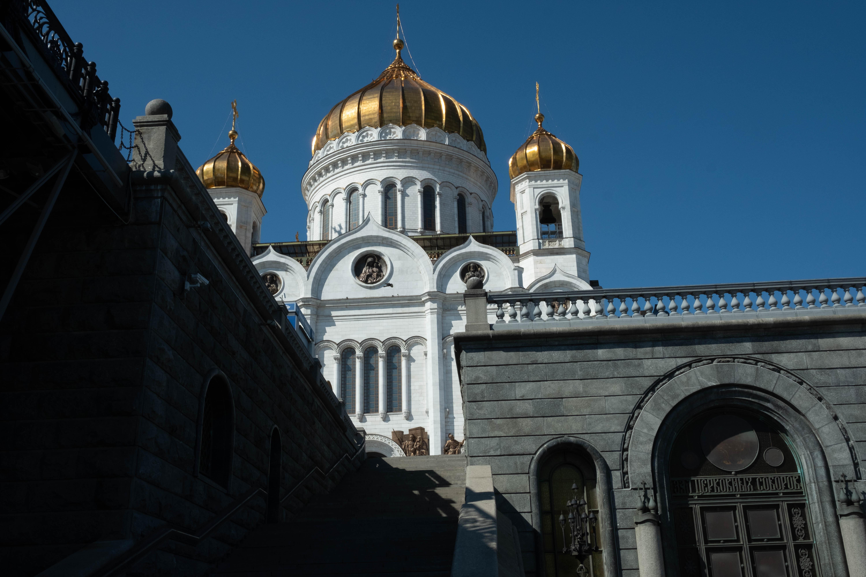 L'architecture russe
