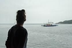 Le ferry (QC)