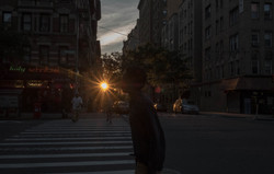 The end of the day (NYC)