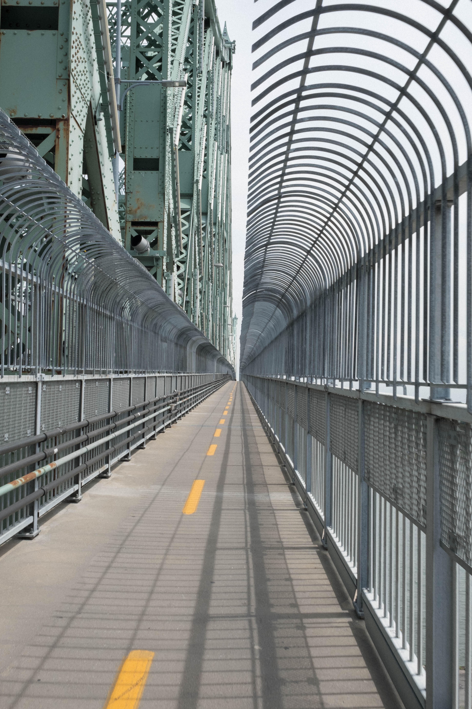Le pont Jacques Cartier de Montréal