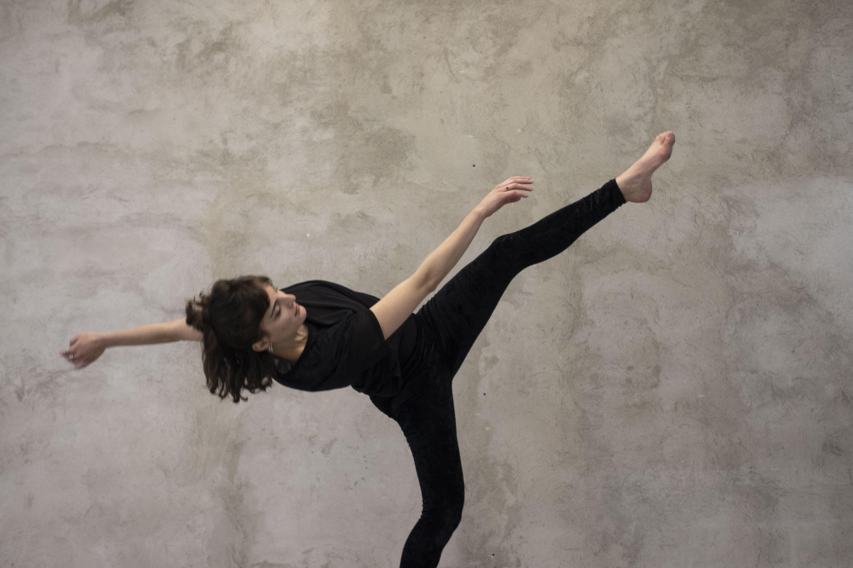 La danse de Coralie