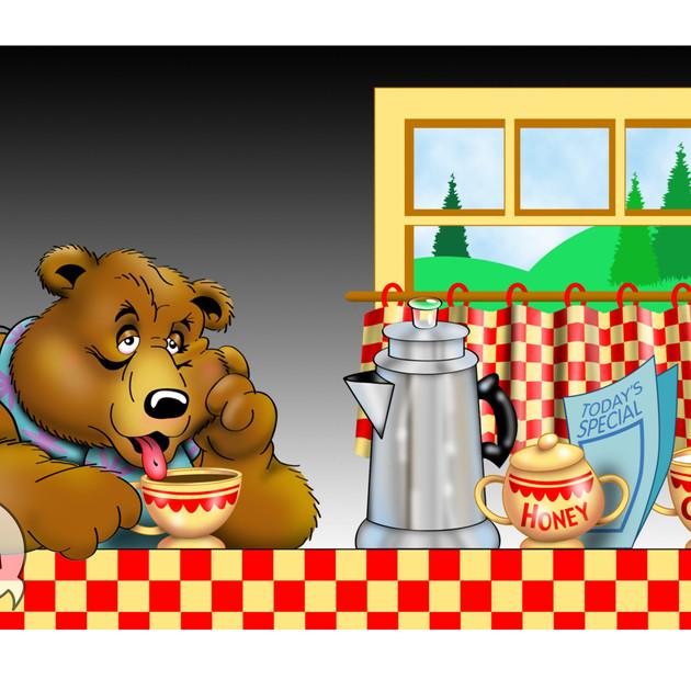 """Bear Cafe"""