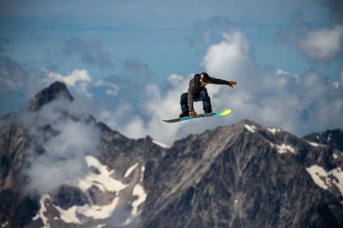 Sacha Moretti - Les 2 Alpes Snowpark