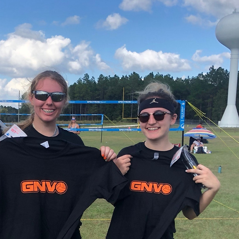 Grassroots: Juniors 2's Dual Grass Qualifier BVNE + AVP